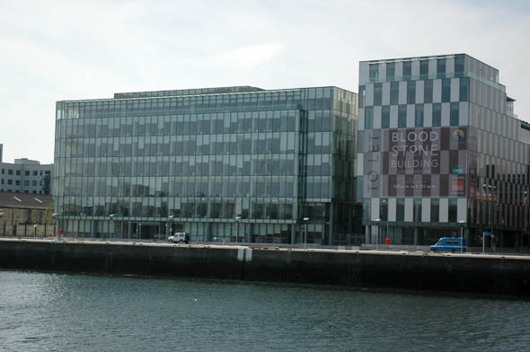 2007 &#8211; Riverside IV, Sir John Rogerson&#8217;s Quay, Dublin