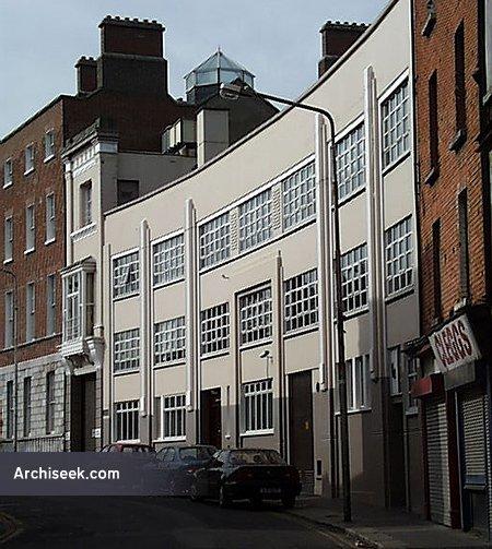 1930 – Dunlop Building, Stephen St., Dublin
