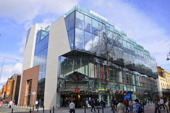 2009 &#8211; Gaiety Centre, South King Street, Dublin