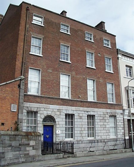 1765 &#8211; Leitrim House, Stephen St., Dublin
