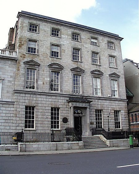 1738 – Newman House, St. Stephen's Green, Dublin