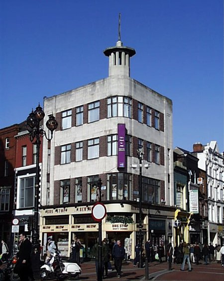 1931 – No.52 Grafton Street, Dublin