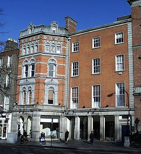 1869 – Department Store, St. Stephen's Green, Dublin