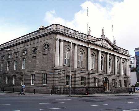 1825 – Royal College of Surgeons in Ireland, St. Stephen's Green, Dublin