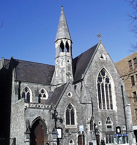1863 – Unitarian Church, St. Stephen's Green, Dublin