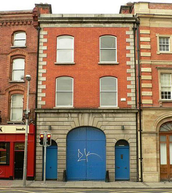 1894 &#8211; Former Power&#8217;s Distillery Warehouse, Thomas St., Dublin