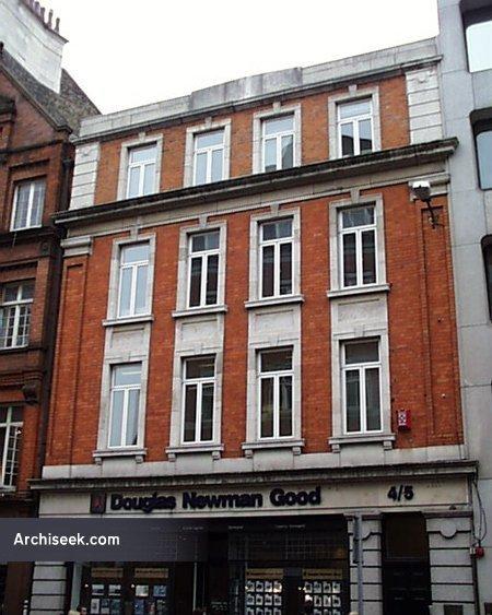 1925 – Nos. 4-5 Trinity Street, Dublin