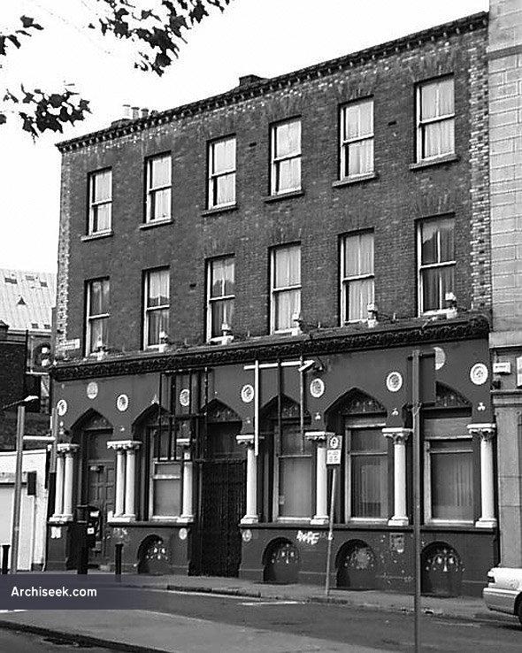 1866 – Former Bank, Cornmarket, Dublin