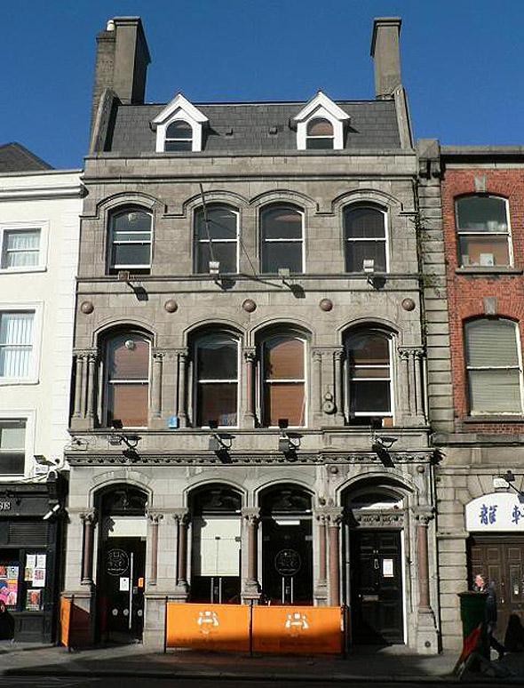 1902 – Former Bank, Thomas Street, Dublin