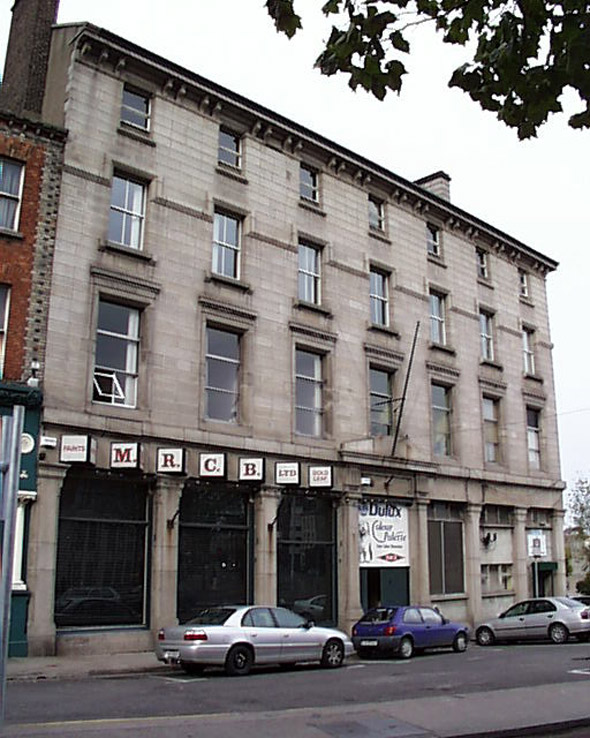 1877 &#8211; Nos. 12-13 Cornmarket, Dublin