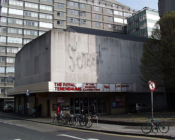 1972 &#8211; Screen Cinema, Townsend Street, Dublin