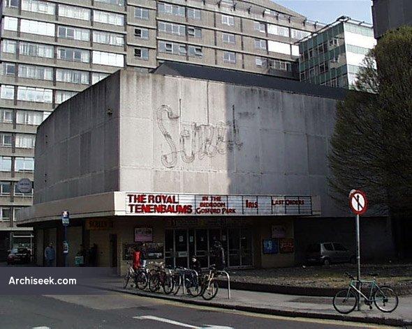 1972 – Screen Cinema, Townsend Street, Dublin