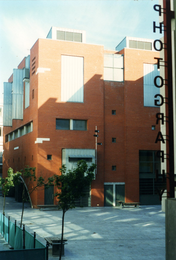 1996 – Irish Photographic Archives, Meetinghouse Square, Dublin
