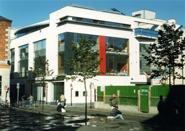 1994 – Temple Bar Gallery & Studios