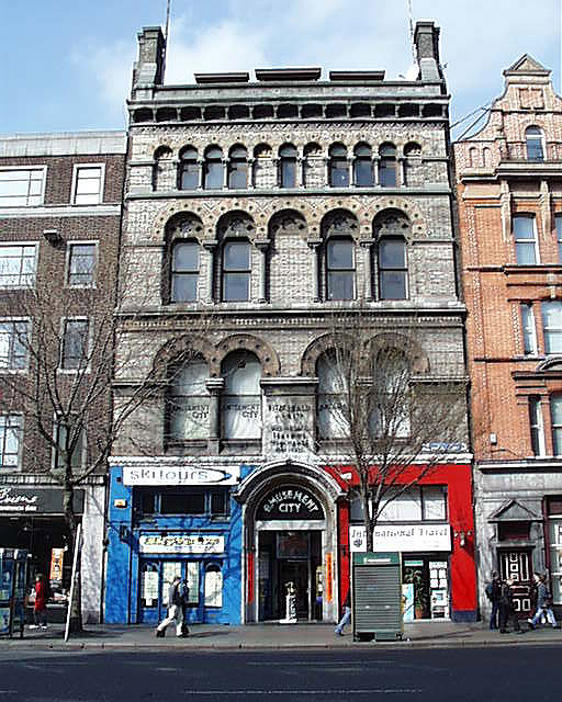 1870 &#8211; Nos.3-4 Westmoreland Street, Dublin