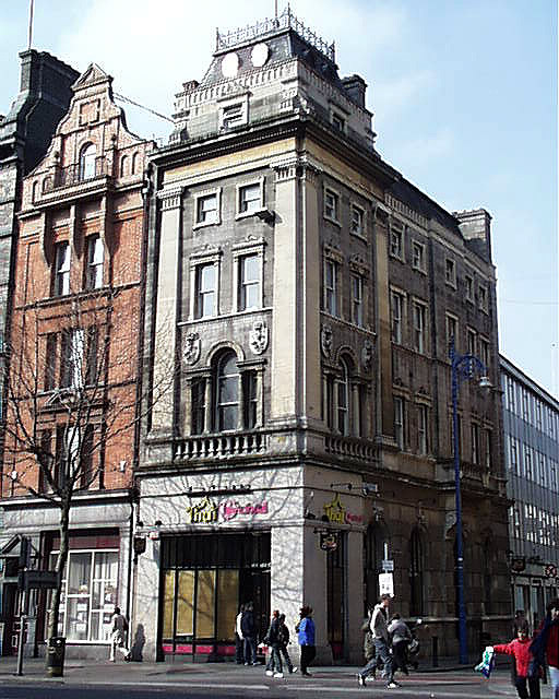 1886 &#8211; No.7 Westmoreland Street, Dublin