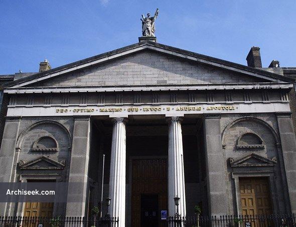1843 – St. Andrew's Church, Westland Row, Dublin