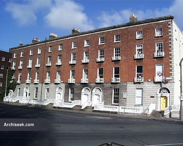 1844 – Wilton Terrace, Wilton Place, Dublin