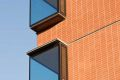 Sean Harrington Architects-York street housing windows brick detail corner