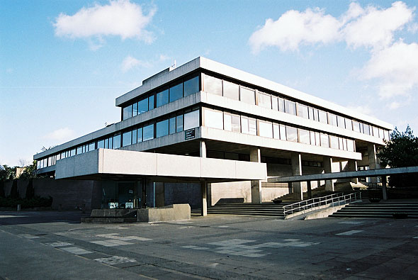 1972 &#8211; Administration Building, University College Dublin, Co. Dublin