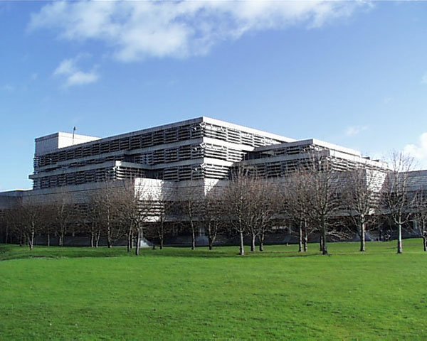1973 &#8211; Library, University College Dublin, Co. Dublin