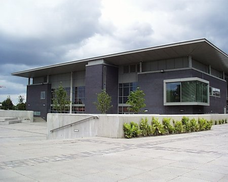 2001 &#8211; Student Centre, University College Dublin, Co. Dublin