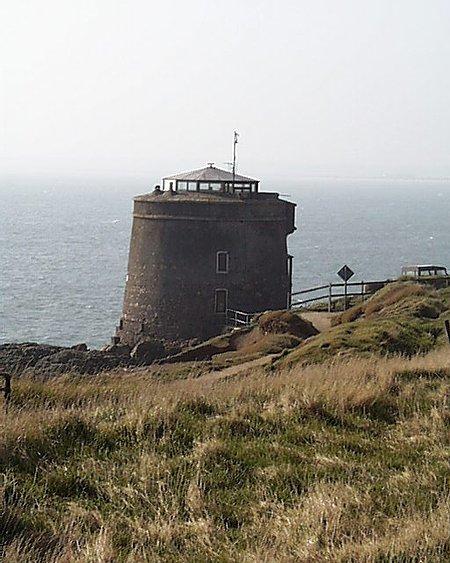 1805 – Martello Tower, Sutton, Co. Dublin