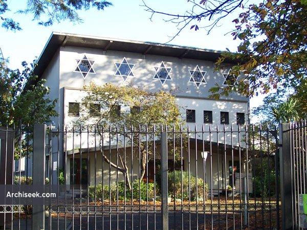 1953 – Synagogue, Terenure, Dublin