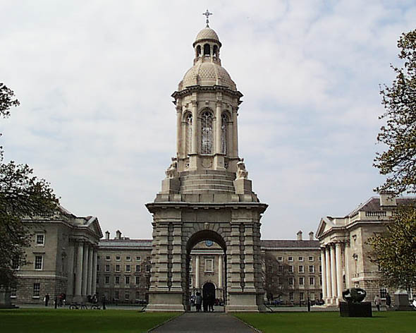 "Lecture: ""Linking the Architecture of the City of Dublin and Trinity College"""