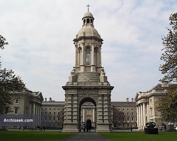 1853 – Campanile, Trinity College Dublin