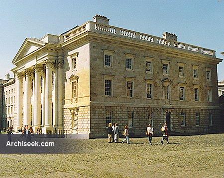 1798 – Chapel, Trinity College Dublin