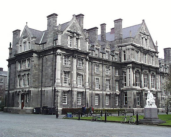1902 &#8211; Graduates Memorial Building, Trinity College Dublin