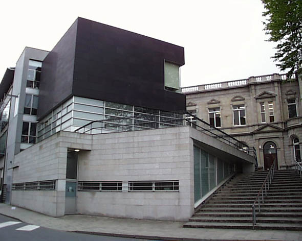 1996 – Mechanical Engineering Building, Trinity College Dublin