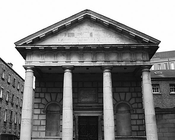 1734 &#8211; Printing House, Trinity College Dublin