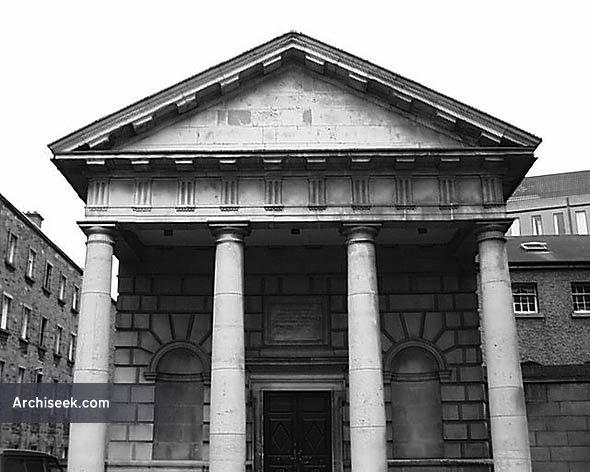 1734 – Printing House, Trinity College Dublin