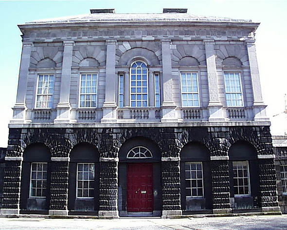 1760 – Provost's House, Trinity College Dublin