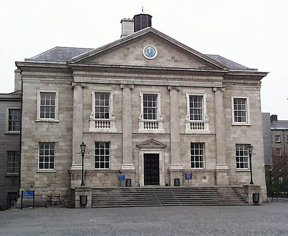 1760 – Dining Hall, Trinity College Dublin