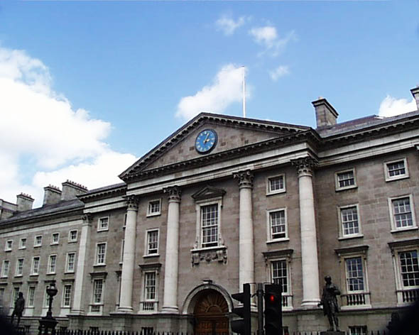 1759 &#8211; West Front, Trinity College Dublin