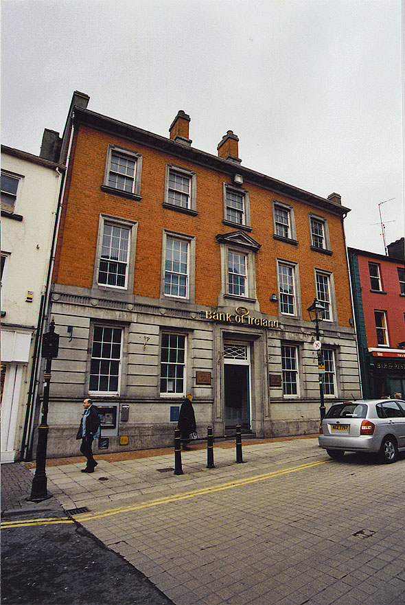 1922 – Bank of Ireland, Enniskillen, Co. Fermanagh