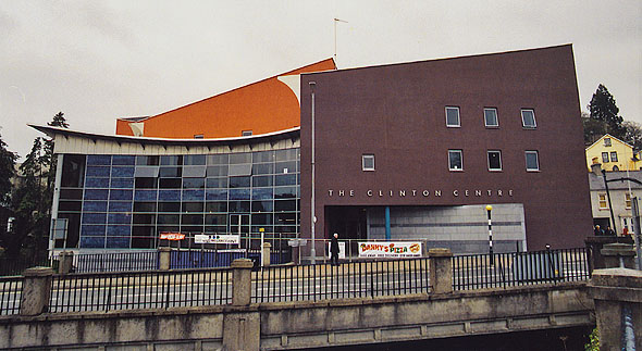 2002 – Clinton Centre, Enniskillen, Co. Fermanagh