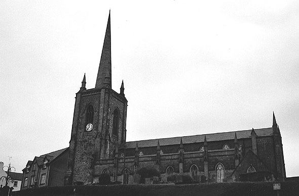 1840 – Church of Ireland Cathedral, Enniskillen, Co. Fermanagh