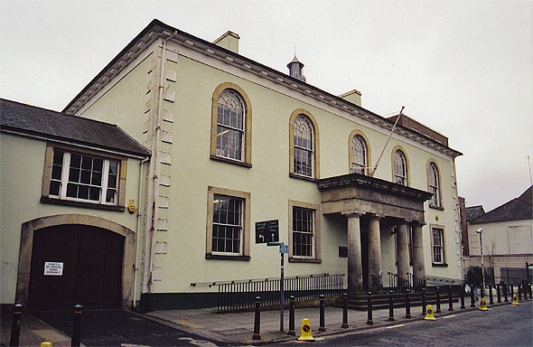 1822 &#8211; Courthouse, Enniskillen, Co. Fermanagh