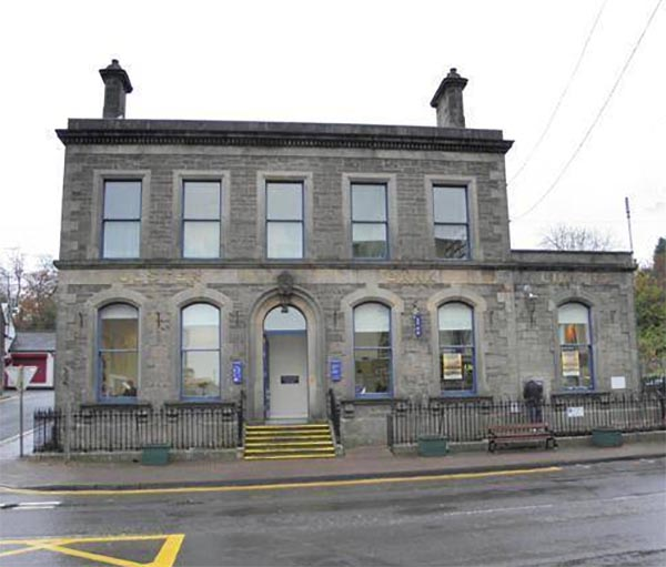 1872 – Ulster Bank, Lisnaskea, Co. Fermanagh