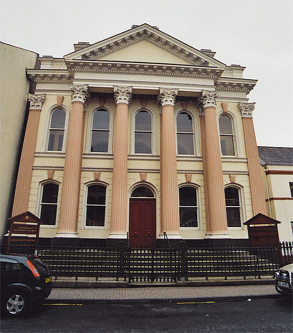 1867 – Methodist Church, Enniskillen, Co. Fermanagh