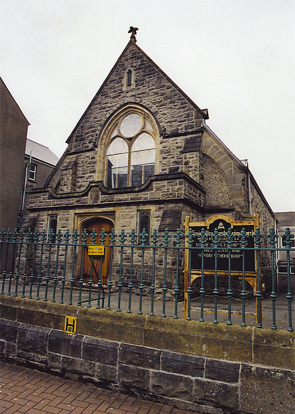 1897 &#8211; Presbyterian Church, Enniskillen, Co. Fermanagh