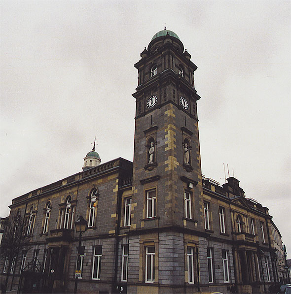 1901 – Townhall, Enniskillen, Co. Fermanagh