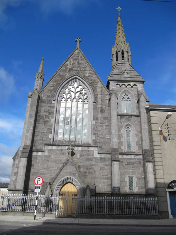 1864 – Convent of Mercy Chapel, Society St., Ballinasloe, Co. Galway