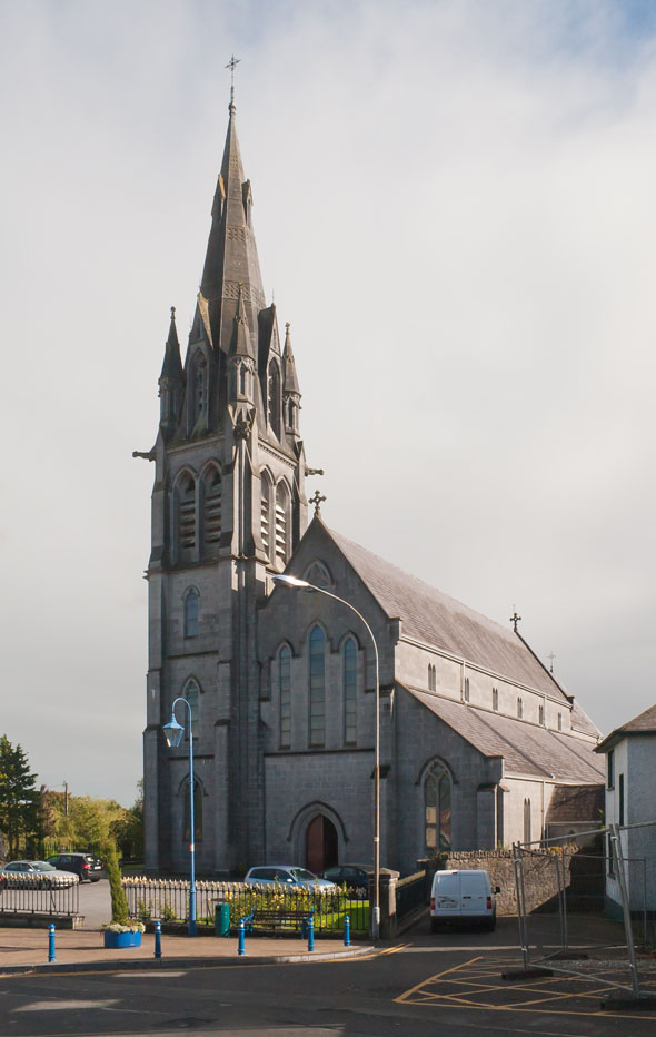 1858 – St. Michael's Church, Ballinasloe, Co. Galway