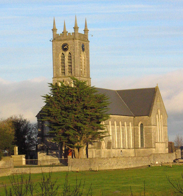 1843 – St. John the Evangelist Church, Ballinasloe, Co. Galway