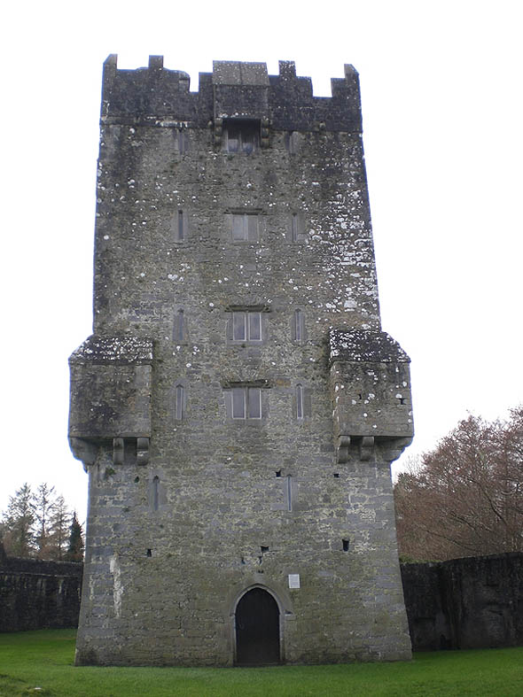 1572 – Aughnanure Castle, Oughterard, Co. Galway